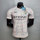 Camiseta Manchester City Authentic 3ª Equipacion 2020-2021