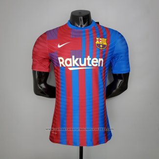Camiseta Barcelona Authentic 1ª Equipacion 2021-2022