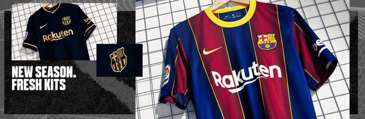 camisetas del Barcelona 20-21