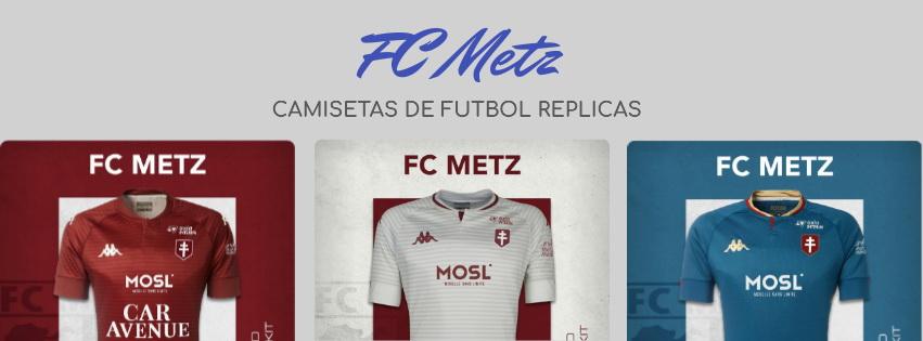 camiseta del FC Metz 20-21