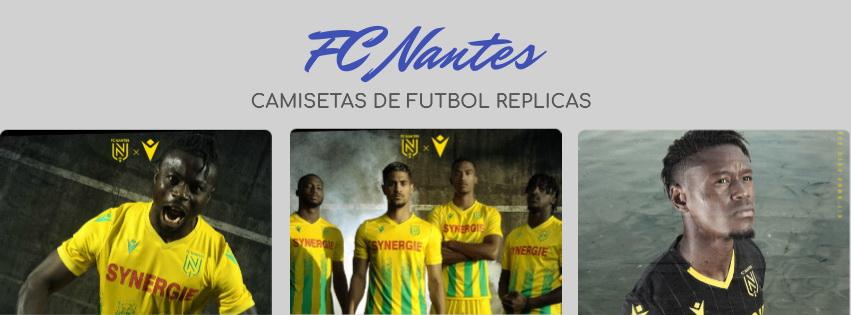 camiseta del FC Nantes 20-21