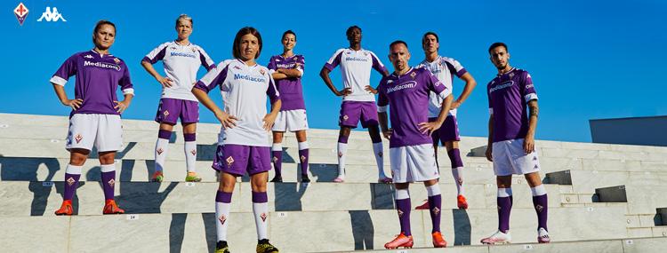 camisetas del Fiorentina 20-21