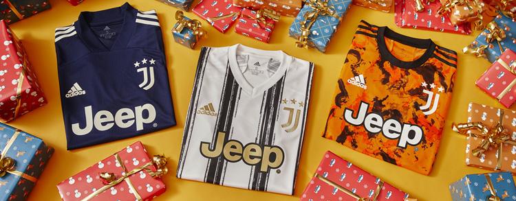 camisetas del Juventus 20-21
