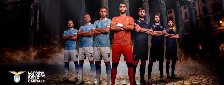 camisetas del Lazio 20-21