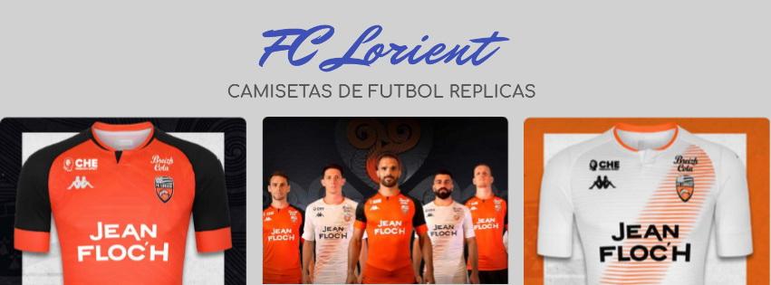 camiseta del Lorient 20-21