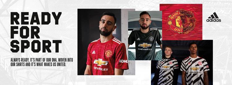 camisetas del Manchester United 20-21