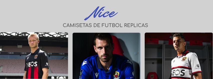 camiseta del Nice 20-21