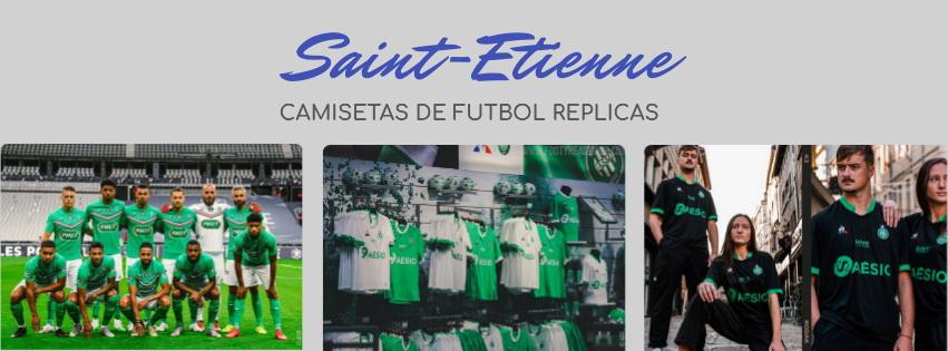 camiseta del Saint-Etienne 20-21