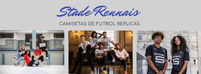 camiseta del Stade Rennais 20-21